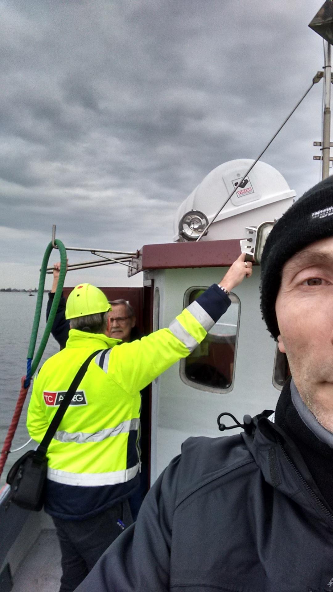 Sejltur til Vigelsø i Odense fjord